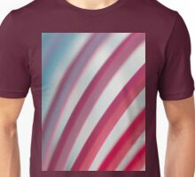Colorful color circular art swirl abstract photograph Unisex T-Shirt
