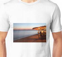 Blue hour in Lesvos Unisex T-Shirt