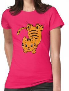 Yeah! Womens Fitted T-Shirt