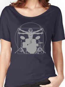 Da Vinci drums Women's Relaxed Fit T-Shirt