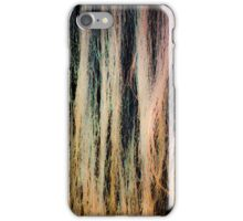 Horse Mane - Abstract Photograph iPhone Case/Skin