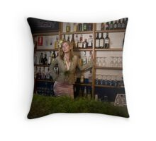 Landell Designs #5 Throw Pillow