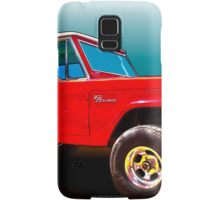 Ford Bronco Classic from VivaChas Hot Rod Art Samsung Galaxy Case/Skin