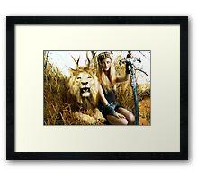 Ishtar Framed Print