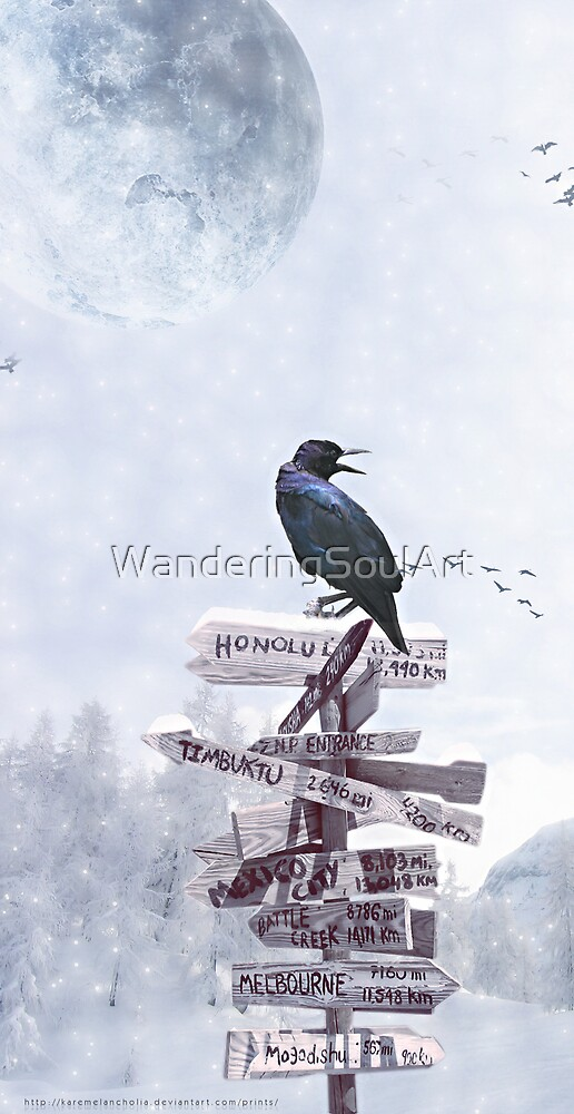 CrossRoads by WanderingSoulArt