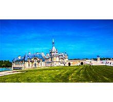 Chateau de Chantilly 3 Photographic Print