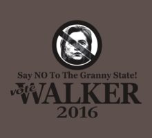 No Granny State - Walker Kids Clothes