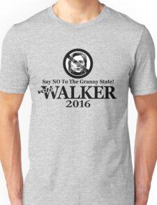 No Granny State - Walker Unisex T-Shirt