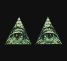 All Seeing Eye's Kids Clothes