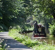 The Towpath by niksheppard