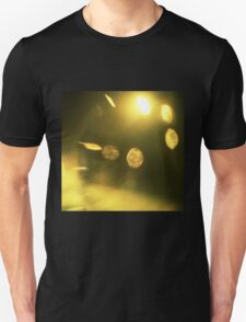 Gold bullion 999.9 abstract still life square Hasselblad medium format  c41 color film analogue photo T-Shirt