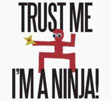 Trust me I'm a Ninja Kids Clothes