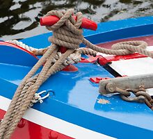Barge Ropes by niksheppard