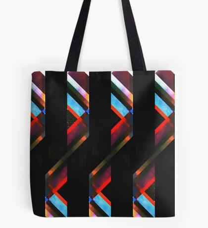 Folding Ribbon Tote Bag