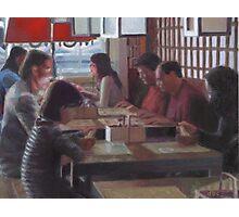Chinese Restaurant Photographic Print