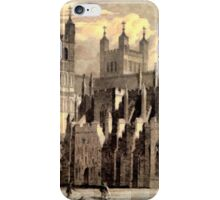 Exeter Cathedral, England founded 1050 - all products iPhone Case/Skin