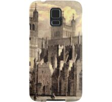 Exeter Cathedral, England founded 1050 - all products Samsung Galaxy Case/Skin