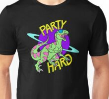 Party Hard dinosaur Unisex T-Shirt