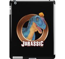 Cryolophosaurus Jurassic! iPad Case/Skin