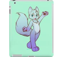 Kemono style cat girl iPad Case/Skin