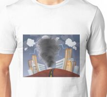Powerful Tornado 3 Unisex T-Shirt