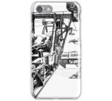 machines VII iPhone Case/Skin
