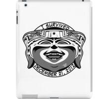 2012 Survivor iPad Case/Skin