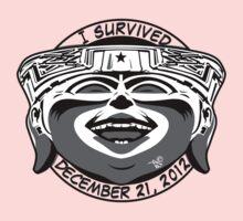 2012 Survivor One Piece - Long Sleeve