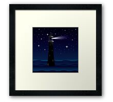 Lighthouse 2 Framed Print