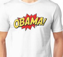 O-BAH-MAH! Unisex T-Shirt