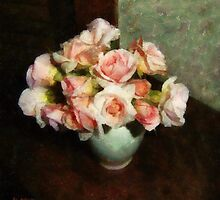 Bowl Full of Blush by RC deWinter