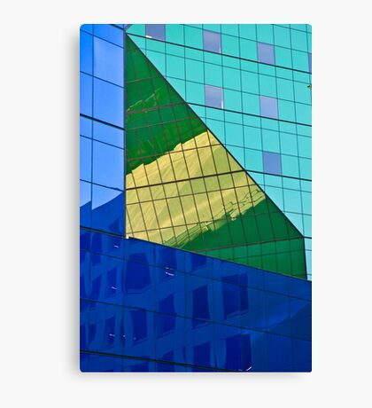 Pacific Design Center, West Hollywood, Los Angeles, CA Canvas Print