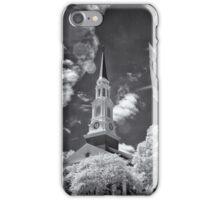 Memorial Chapel, University of Maryland iPhone Case/Skin