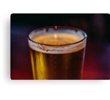 Irish Beer Canvas Print