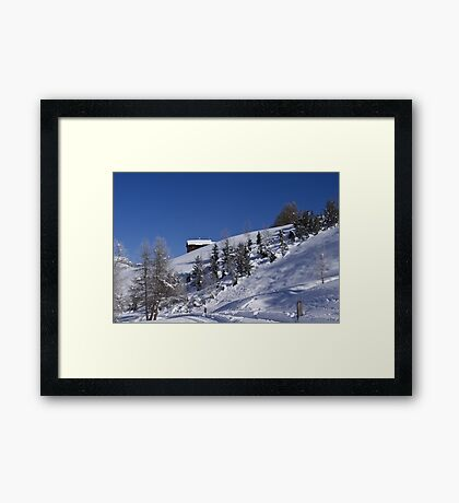 The Mountain Framed Print