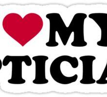 I love my Optician Sticker