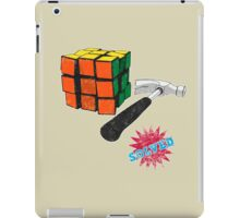 solved ! iPad Case/Skin