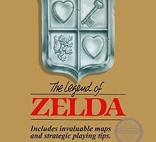 Legend of Zelda by Tru7h