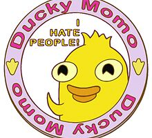 I Hate People by danosaurhowell-