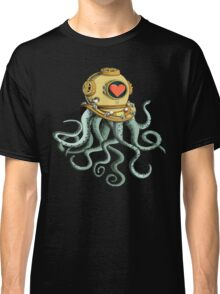 octopus and his soulmate Classic T-Shirt