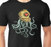 octopus and his soulmate Unisex T-Shirt