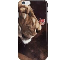 Butterfly Kiss iPhone Case/Skin