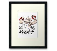 Finn Framed Print