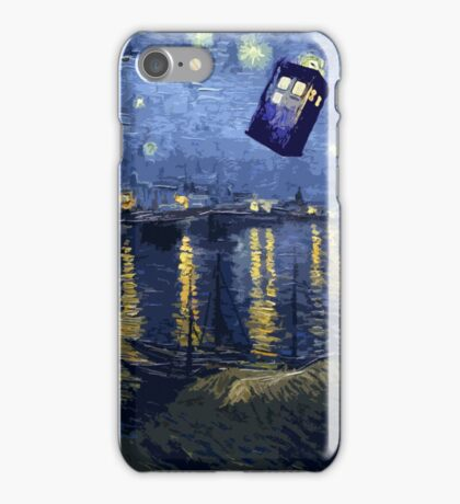 Tardis 03 iPhone Case/Skin