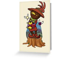 Bestest friends in all of Termina! Greeting Card