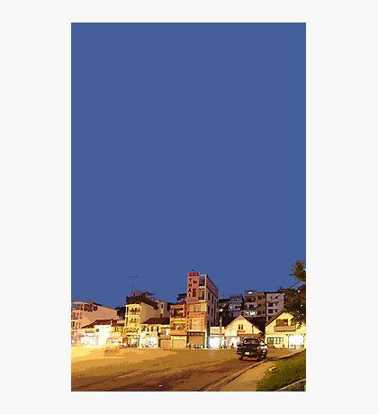 Dalat night Photographic Print