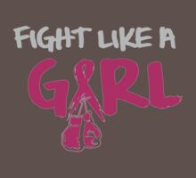 Fight Like A Girl by Tiltedgiraffes
