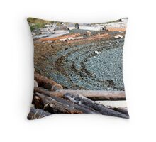 Tides Creation Throw Pillow