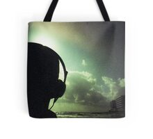 Ibiza house music chillout DJ deejay 35mm xpro cross processed lomographic film lomography analog photo Tote Bag