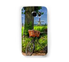Biking Holland Samsung Galaxy Case/Skin